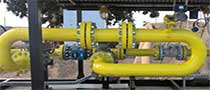 Syscom 18 has commissioned the Natural Gas Metering Station for Hunt Oil Company of Romania