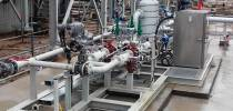 Syscom 18 has completed the fiscal condensed flow metering system for application TOTEA-OMV