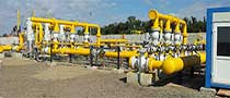 Syscom 18 completed the fiscal metering station Ungheni within Iasi-Ungheni pipeline