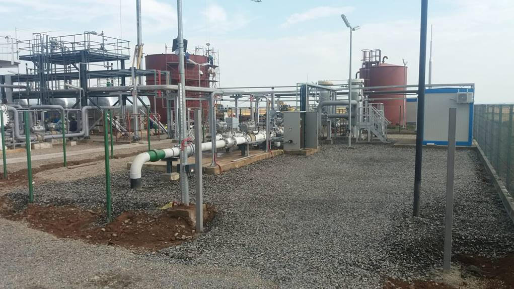 Moftinu Gas Metering Station